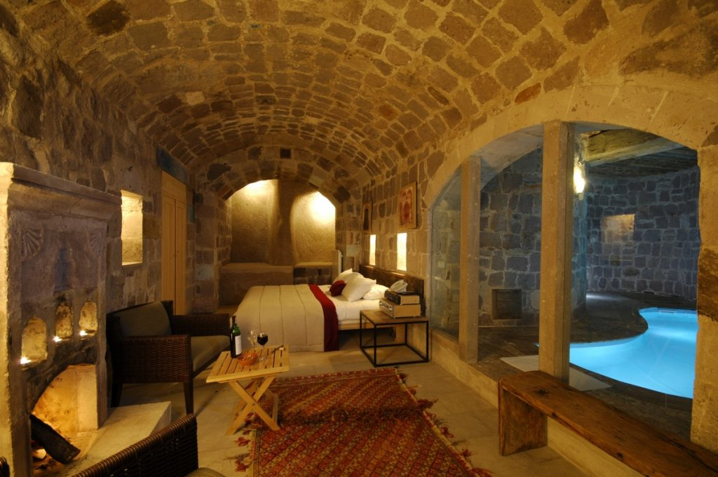 Unique Honeymoon Suites Cappadocia