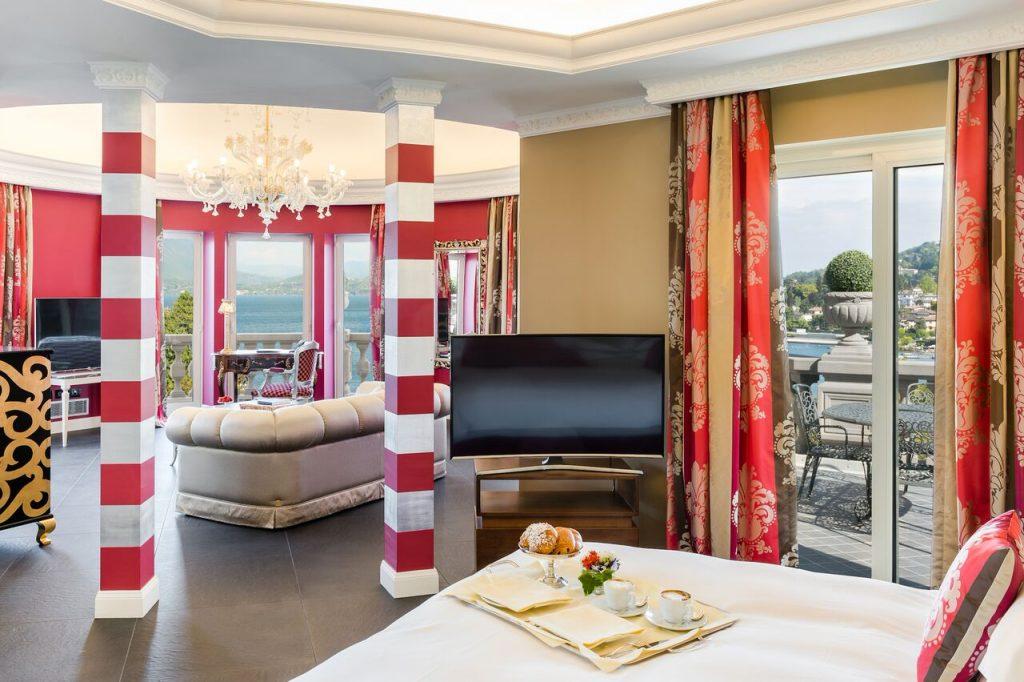 Unique Honeymoon Suites Lake Maggiore