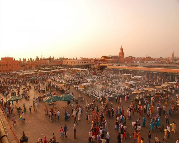 Marrakech Honeymoon Destinations